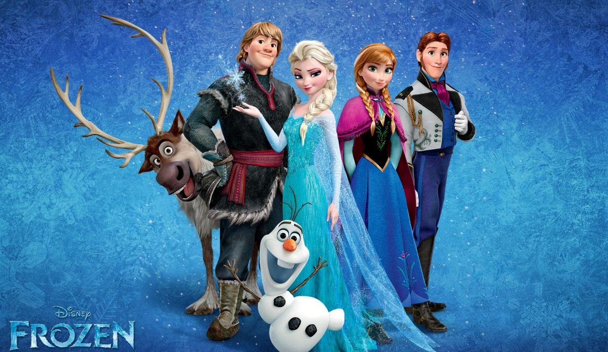 Disney's Frozen Panel