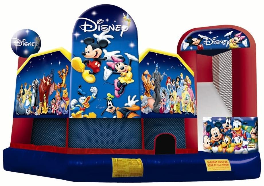 World of Disney 5-in-1 Combo