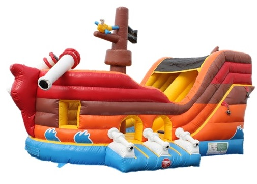 Pirate Bounce & Slide