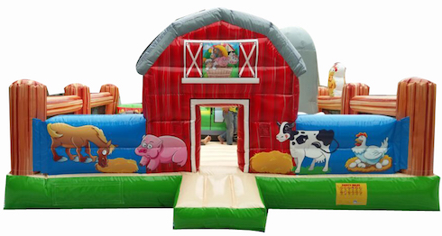 Farm Yard Toddler Unit