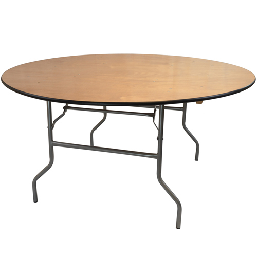 Table – 6″ Folding Round