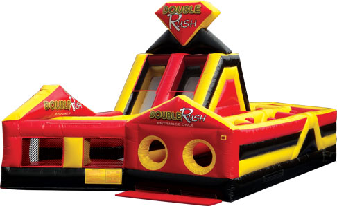 Junior Rush Obstacle Course