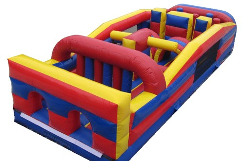 Turbo Max Obstacle Course